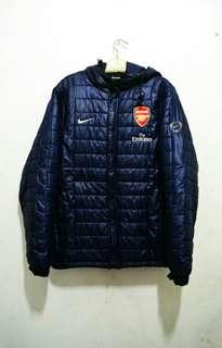 JAKET ARSENAL BULU ANGSA SECOND ORIGINAL