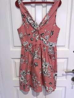 Flower Dress new look