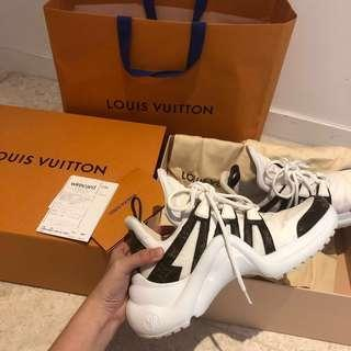 26e57d4b44b LV archlight shoes AUTHENTIC