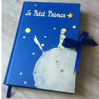 Le Petit Prince Travel Journal Diary Notebook Sketch Memo