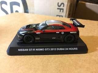 Nissan GTR Nismo GT3 落場版 特價$118