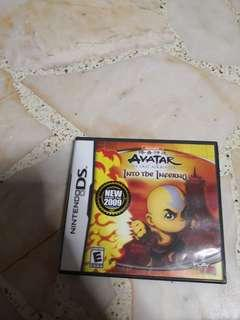 Nintendo Ds avatar game //Into the inferno