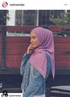 Natina & Jo custom made hijab
