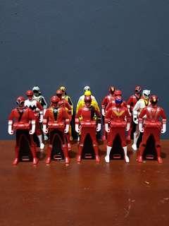 Gokaiger Ranger Keys (Japanese Version)
