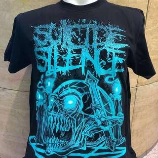 🚚 Suicide silence rock t shirt SS