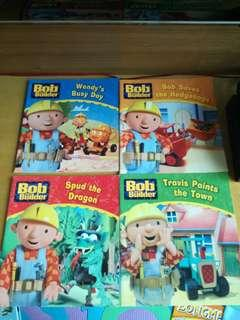 BOB the Builder Storybook Series