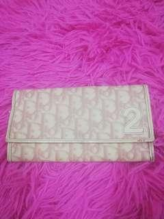 Christian Dior Long Wallet