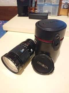 Minolta 28-135 mm F4-4.5 美能達老鏡
