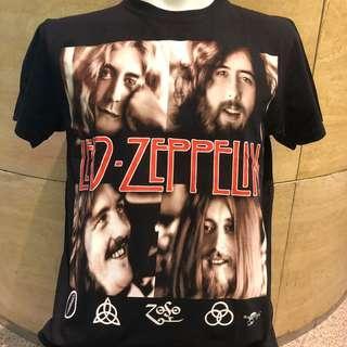 🚚 Led zeppelin rock t shirt LZ