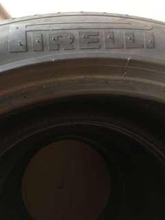 Alphard Vellfire 245 45 19 Pirelli Tayar Tyres 245/45/19