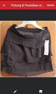Mini skirt / Rok Pendek (New)