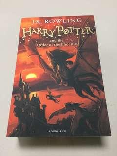 HarryPotter and the Order of the Phoenix 5