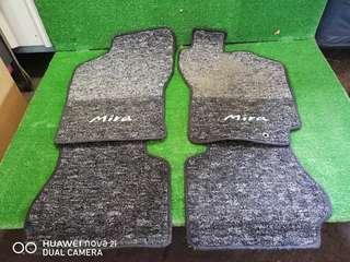 Kancil L200 Mira Carpet Ori Japan