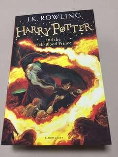 HarryPotter and the Half-Blood Prince 6