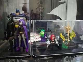 DC Collectibles & Bootleg Lego Figures #MMAR18
