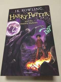 HarryPotter And The Deathly Hallows 7