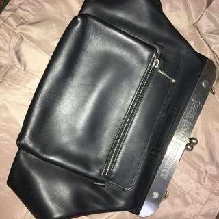 REPRICED jean paul gaultier clutch/sling bag