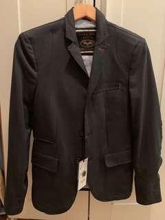 Brand New Zara Men Blazer Jacket 全新男裝休閒西裝外套