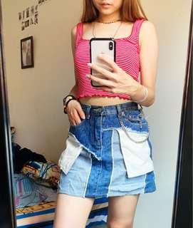 Top and hw skirt