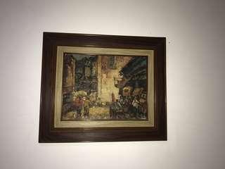 Lukisan Antik Kuni