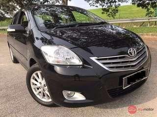 Car rental - Toyota VIOS 1.5M - $270 per week