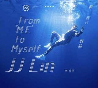 JJ LIN From me to myself album