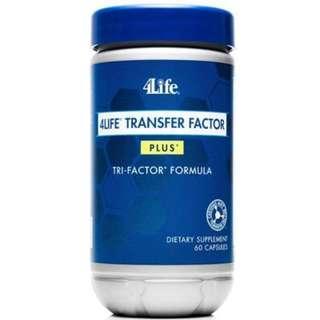 4Life Transfer Factor Plus Immune System Booster