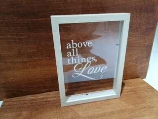 🚚 Frame Quotes Custom Gift