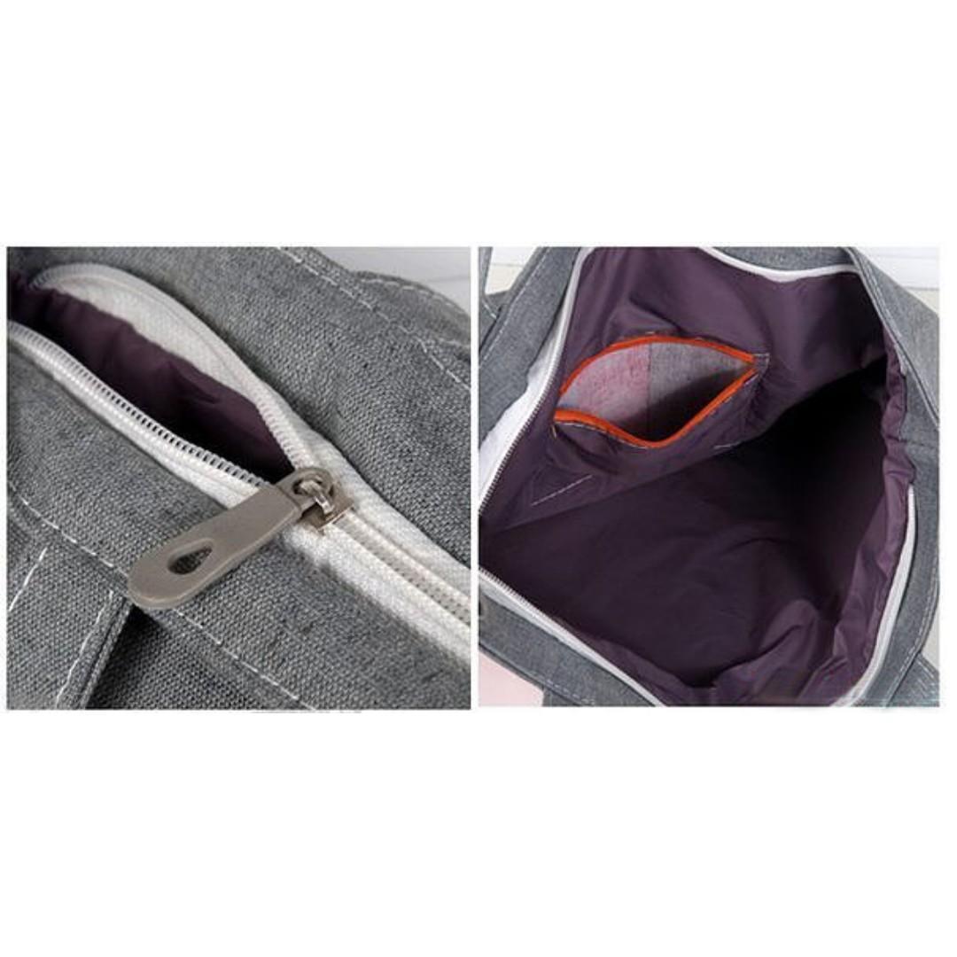 全新大頭狗 帆布袋 環保袋 購物袋 手提袋 單肩袋 電腦袋 雜物袋 手袋 手挽袋 包包 側背袋 tote bag