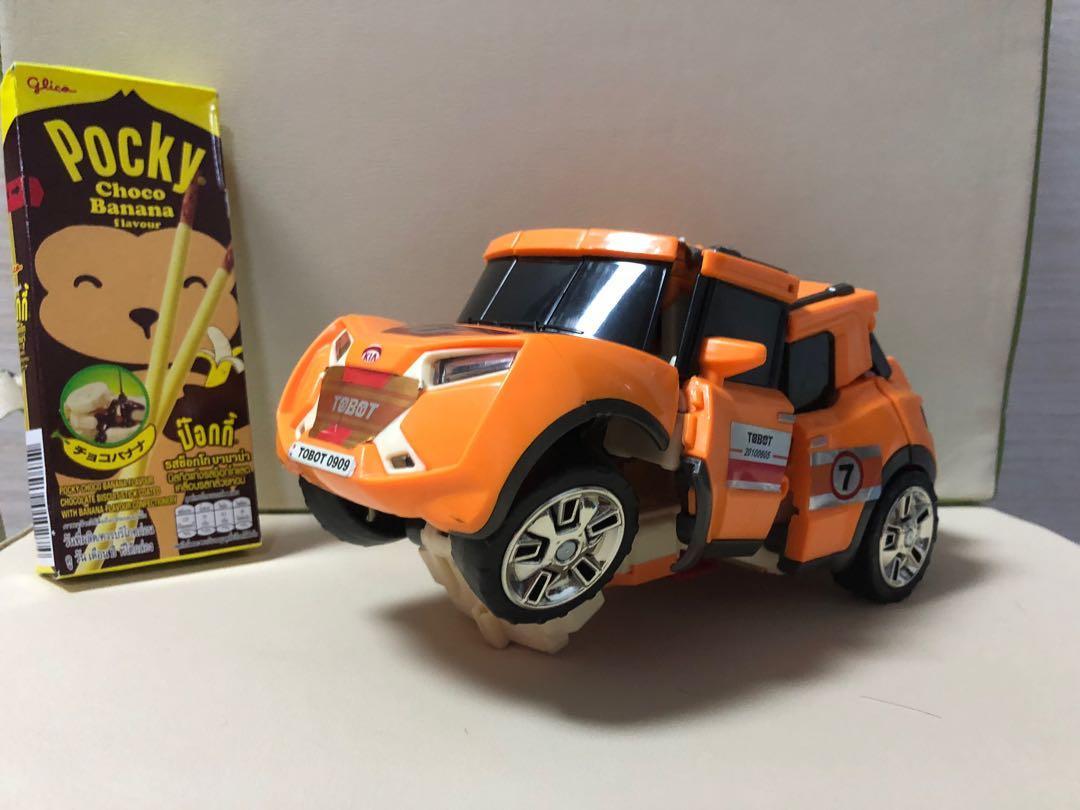 車變機械人玩具 #Sellmar19
