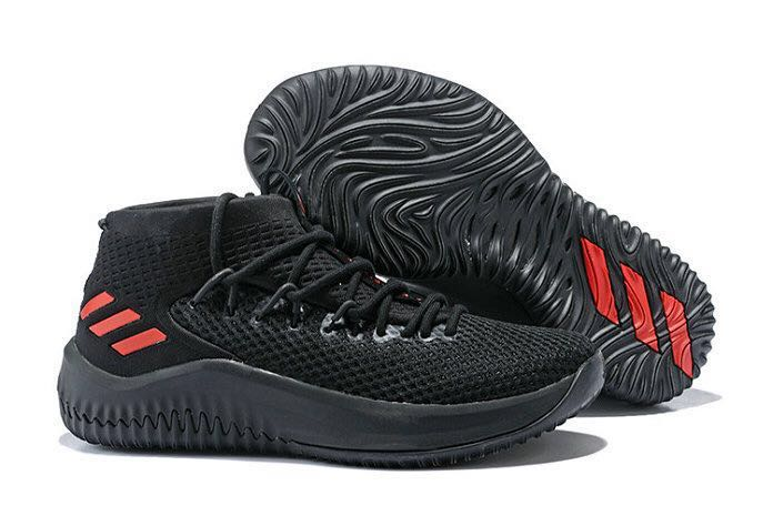 a9a754696324 ADIDAS Dame 4 Basketball Shoes (UK10 US10.5)