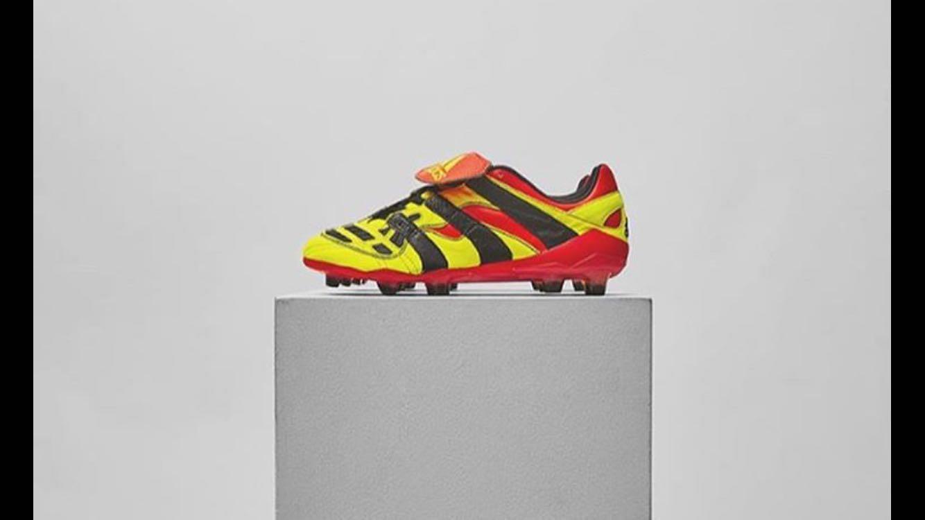 3da3363f2913 Adidas predator accelerator FG Uk 10.5 , Men's Fashion, Footwear ...