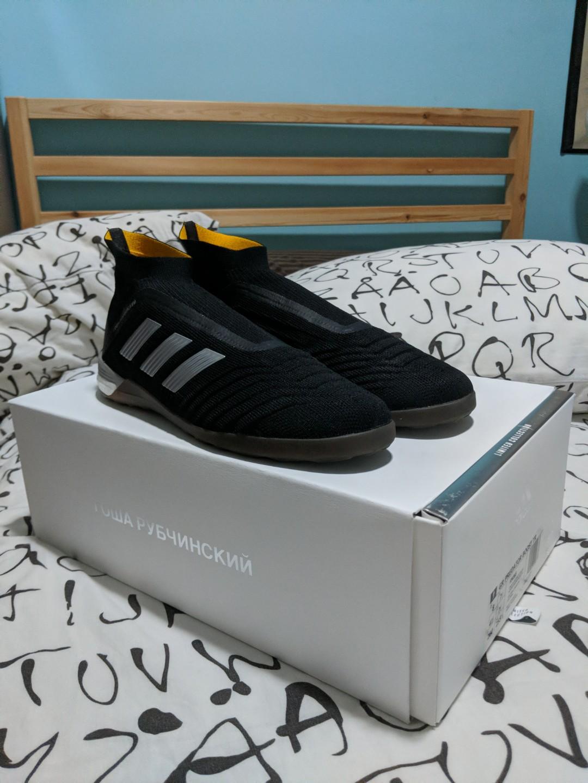 73c5f0ee6b50 Adidas x gosha rubchinskiy predator, Men's Fashion, Footwear ...