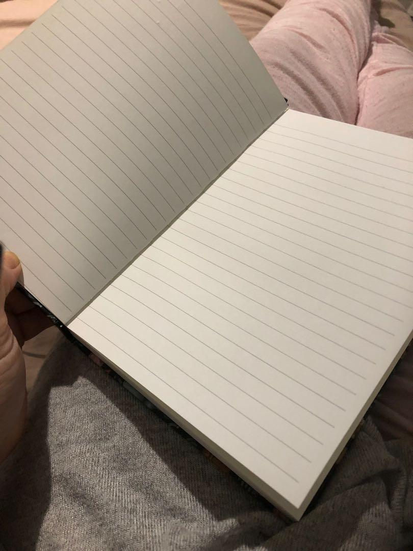 Adult blank page book funny