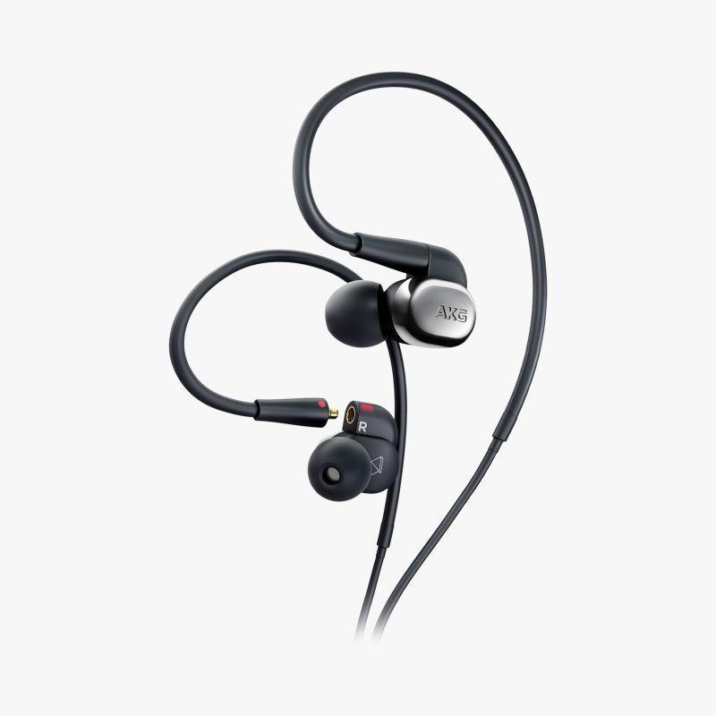 AKG N40圈鐵混合入耳式耳機✨行貨