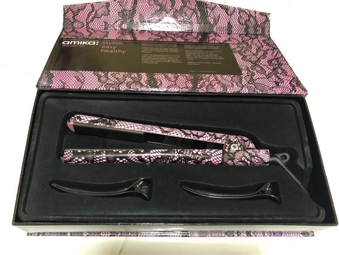 Amika Sultry Lace Ceramic Hair Styler