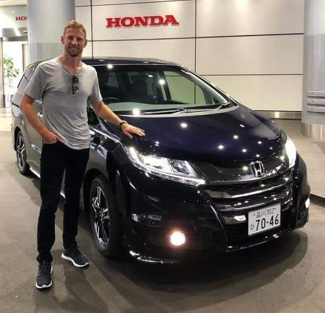Beli Honda Odyssey 2019 Dapat emas / Promo Tanpa Dp