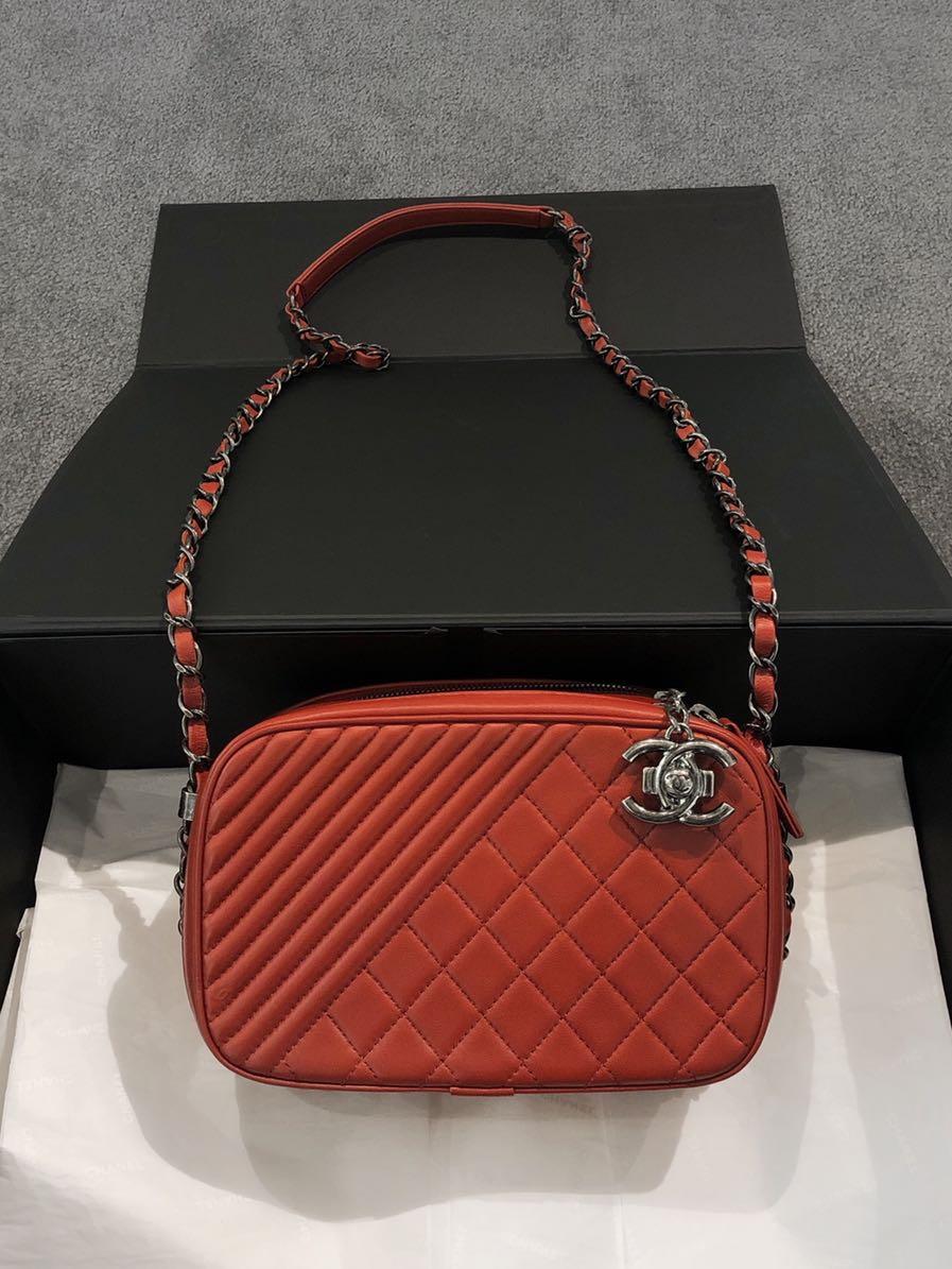 366e37b511047e Chanel Camera Bag, Luxury, Bags & Wallets, Handbags on Carousell