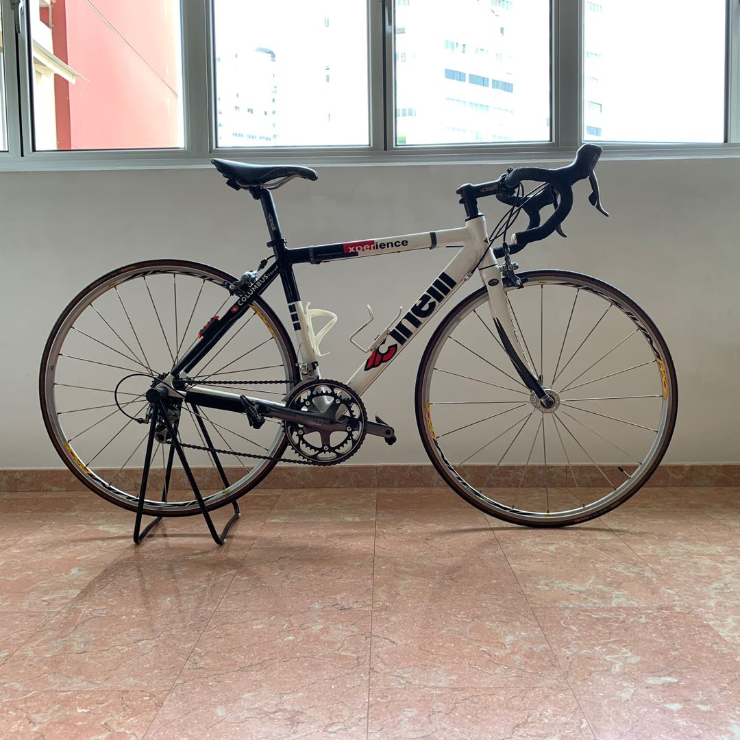 97d4f31f354 Cinelli Experience, Bicycles & PMDs, Bicycles, Road Bikes on Carousell