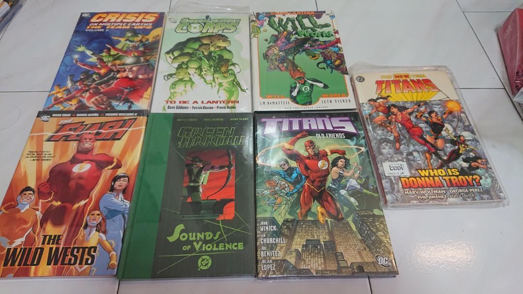 Comics & Game Books - Marvel, DC, D&D, Warhammer etc , Books