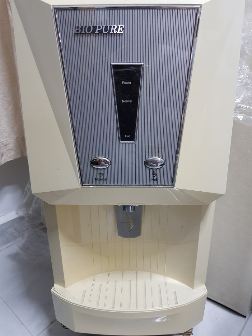 Elken Bio-Pure K-200 Water Purifier Dispenser (Hot & Cold Water)