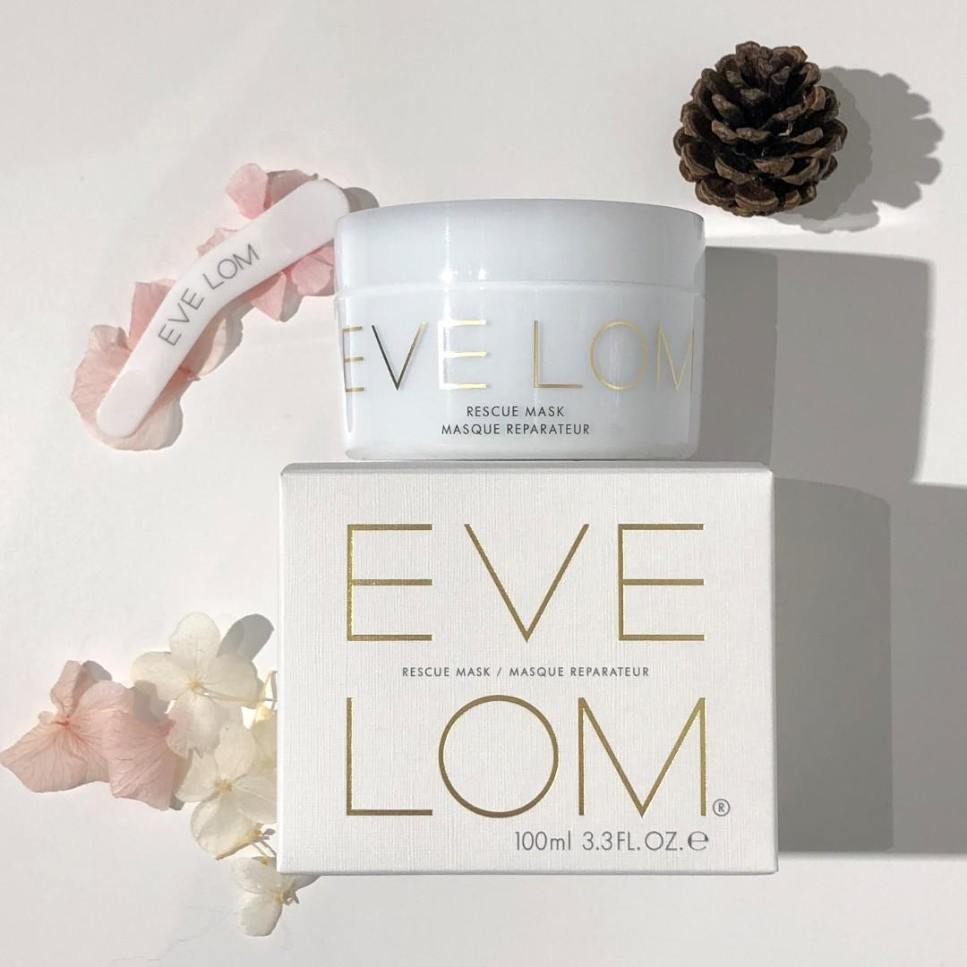 「全新現貨」EVE LOM Rescue Mask深層潔淨修護面膜 100.0g/ml 5050013007966
