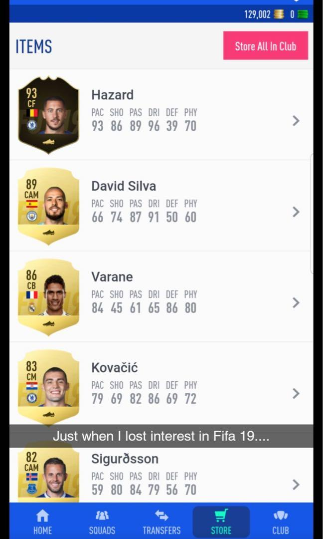 FIFA 19 coins for sale!