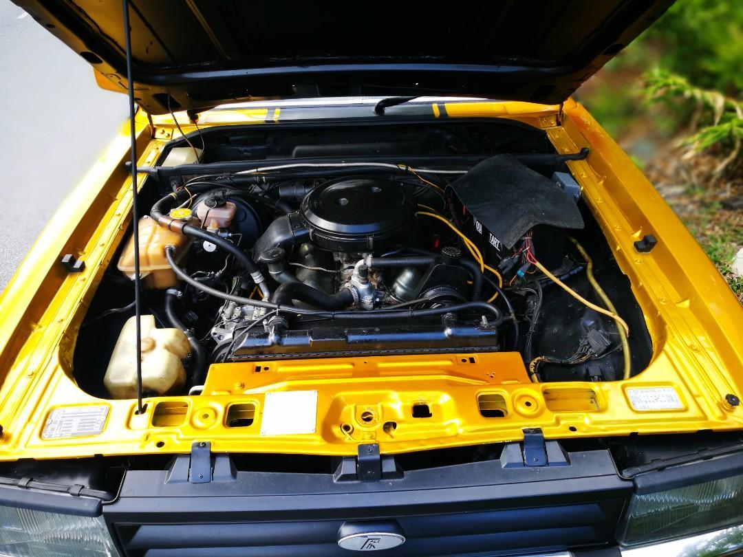Ford Granada 2.8V GL Auto (COLEMAN MILNE LIMITED )