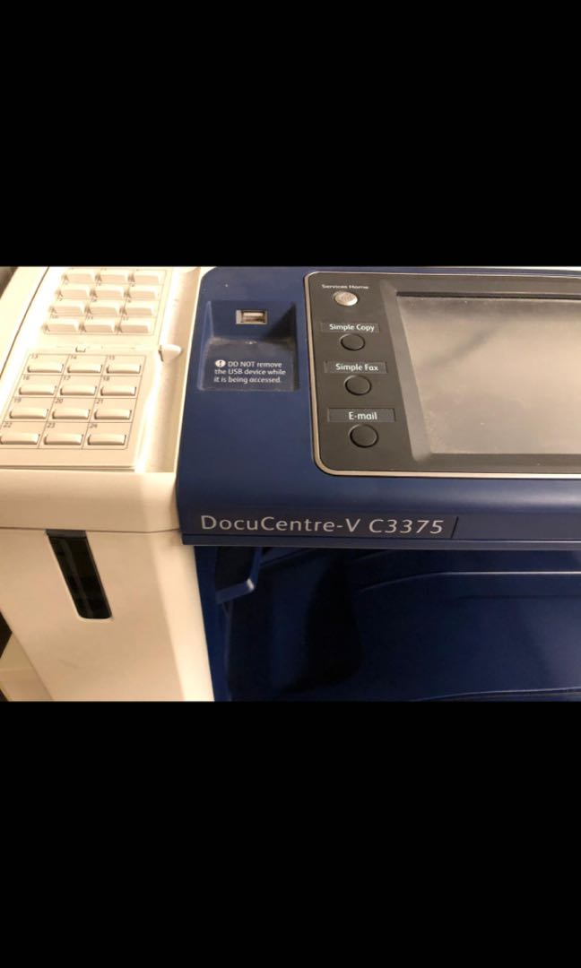 Fuji Xerox Docucentre Iv C2263 Specs