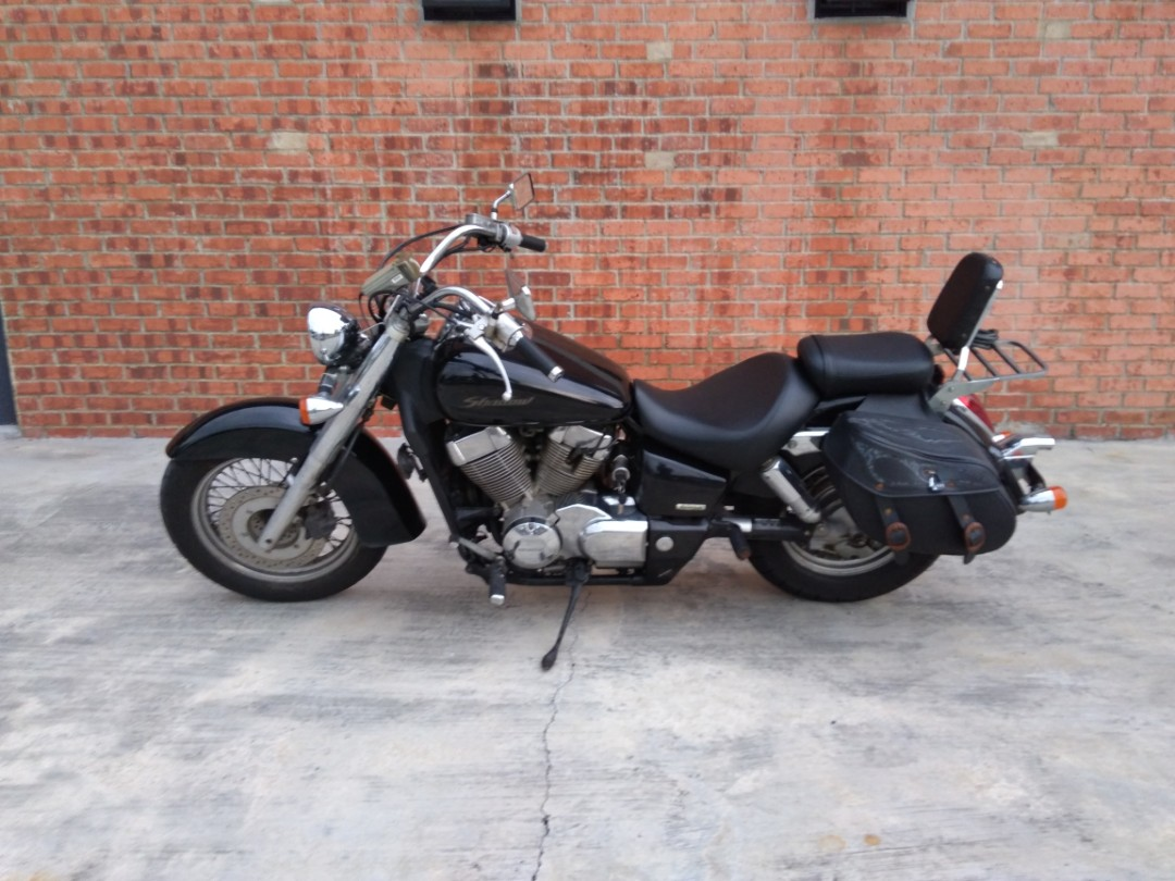 Honda Shadow 750 Motorbikes Motorbikes For Sale Class 2 On Carousell