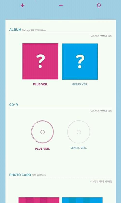 JEONG SE WOON - ±0 - PREORDER/NORMAL ORDER/GROUP ORDER/GO + FREE GIFT BIAS PHOTOCARDS (1 ALBUM GET 1 SET PC, 1 SET HAS 9 PC)