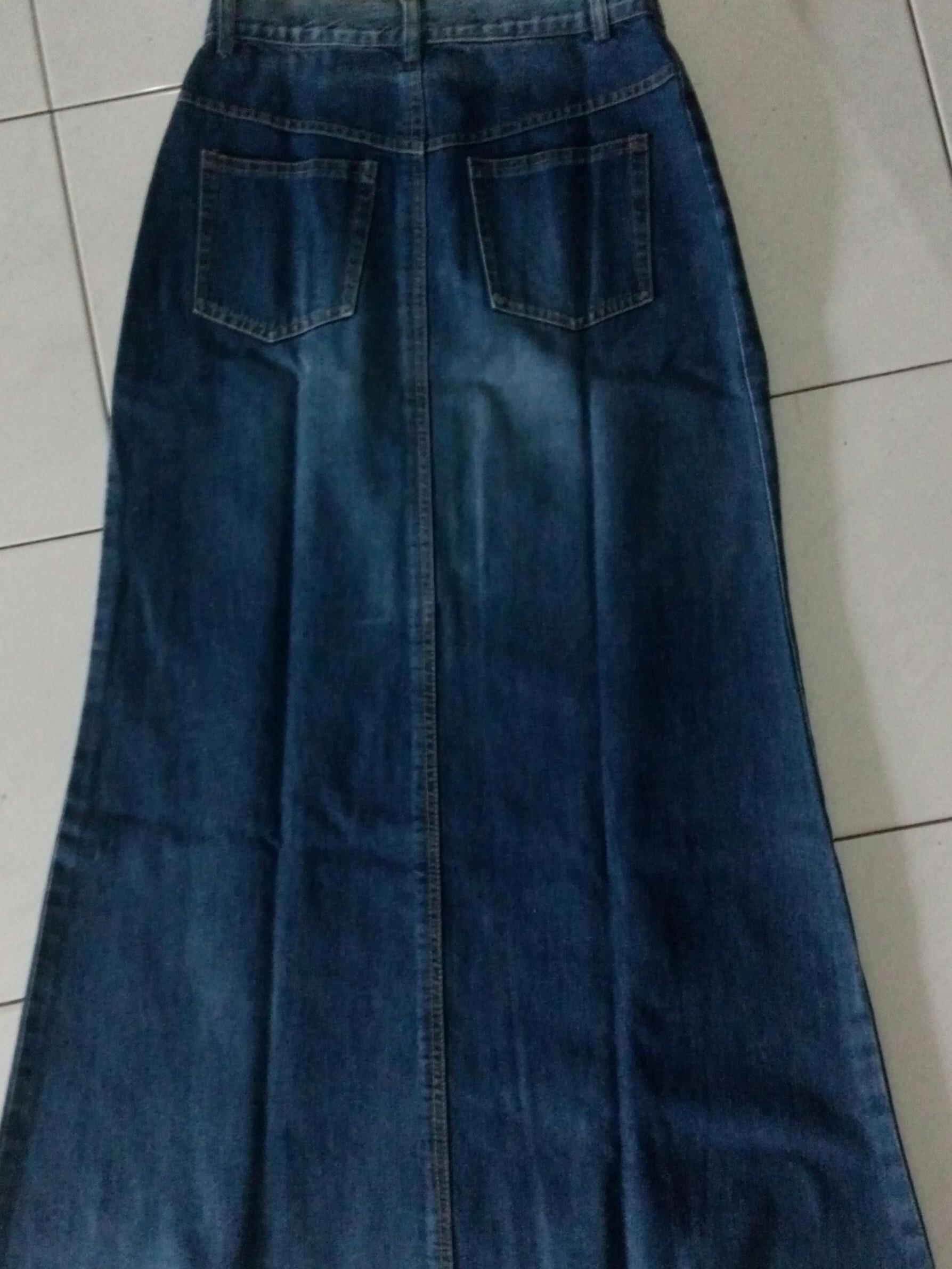 My Jeans Skirt