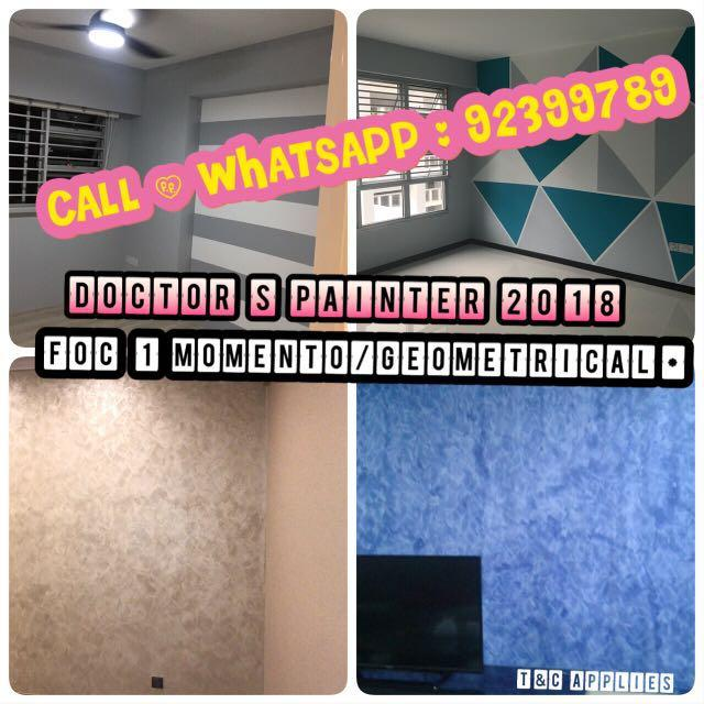 Lowest price packages in town ! Painting Services (residential/ commercial/ industrial)