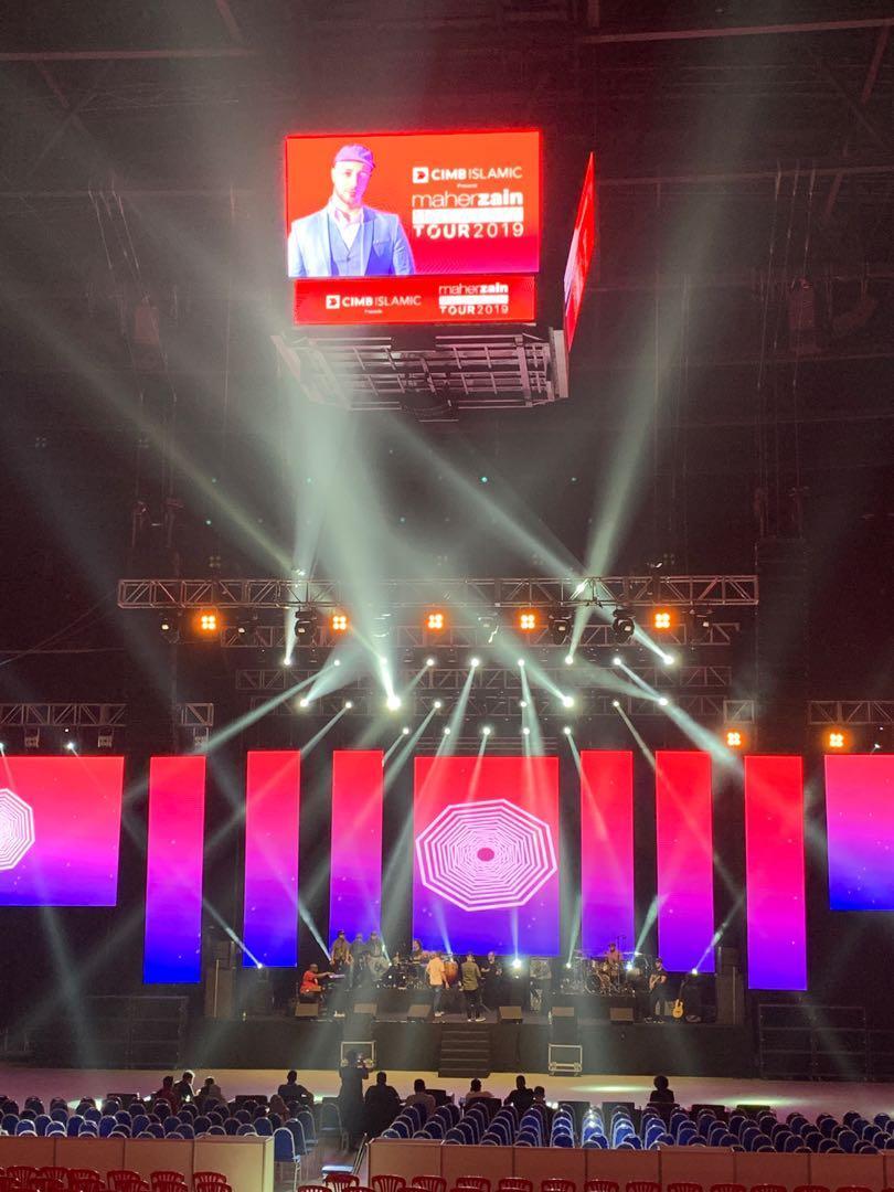 Maher Zain Malaysia Tour 2019